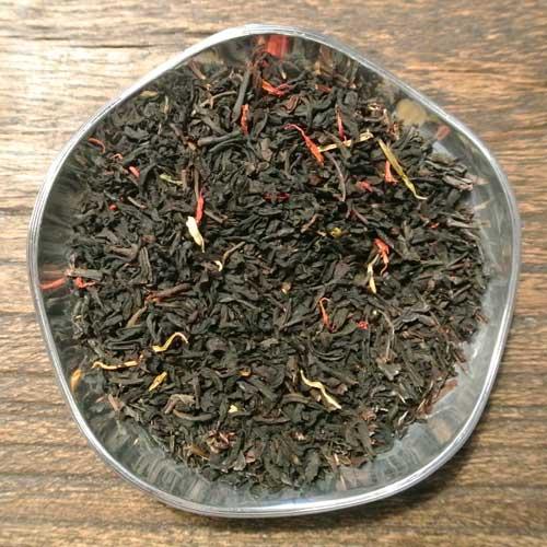 Äggtoddy - svart te
