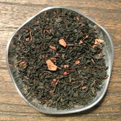 Äpple, kanel och vanilj - svart te