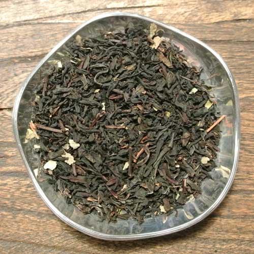 Björnbär - svart te