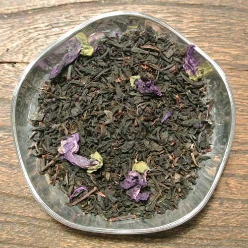 Blåbär och vanilj - svart te