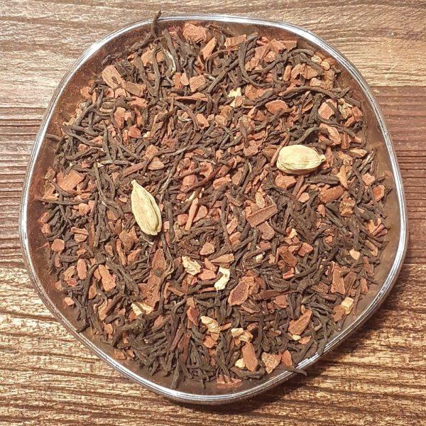 Chai Eko - svart te