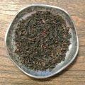 Svart te med en exklusiv smak av mousserande vin och grädde. Detta är teet för en lyxig kväll i soffan!