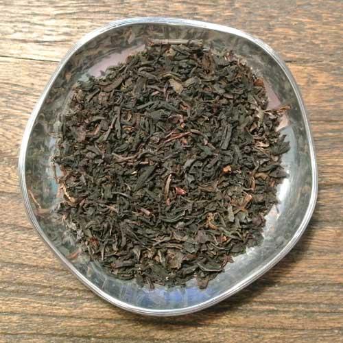 Bubbel och grädde - svart te