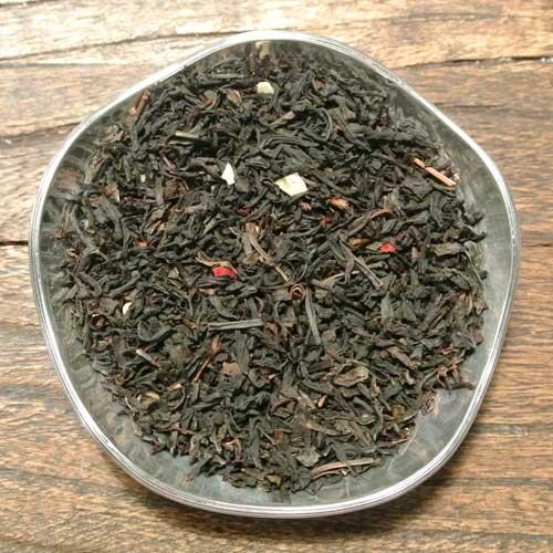 Choklad och chili - svart te
