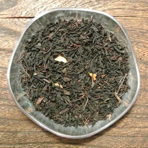 Citron och lakrits - svart te