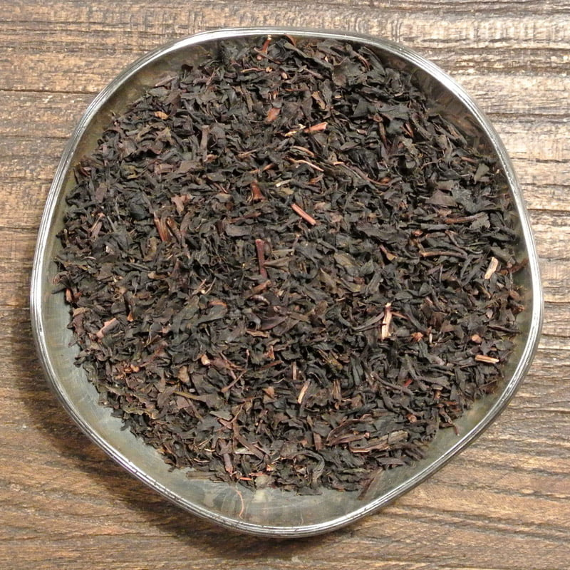 Grusinien - svart te
