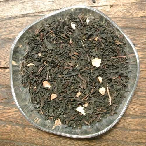 Ingefära - svart te