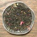 Svart te smaksatt med mango, passionsfrukt och blodapelsin. Ett gott och väldoftande te.