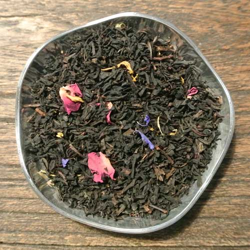 Tropiska frukter och aprikos (söder) - svart te