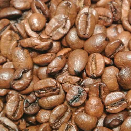 Wienernougat - smaksatt kaffe