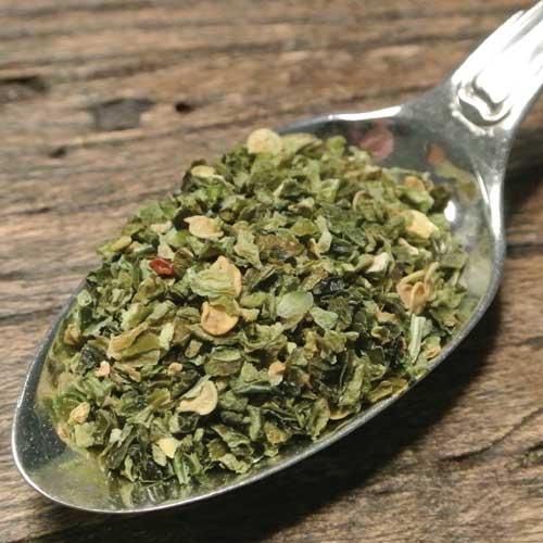 Grön jalapeño är ensjälvklar ingrediens i det mexikanska köket eller när helst man vill tillföra hetta och sting till maten.
