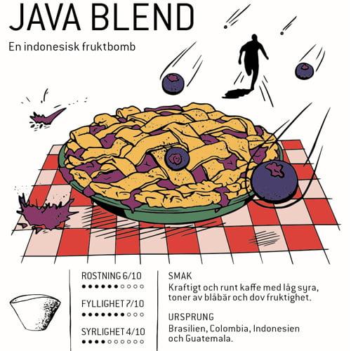 Java Blend - kaffe