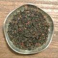 Svart te smaksatt med blodapelsin. Ett friskt och fruktigt te som inte blir för sött.