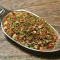 Fetaostmarinad - Fetaost är gott som det är och ännu godare blir det med marinad från denna grekiska kryddblandning. Förpackad i fin glasburk.