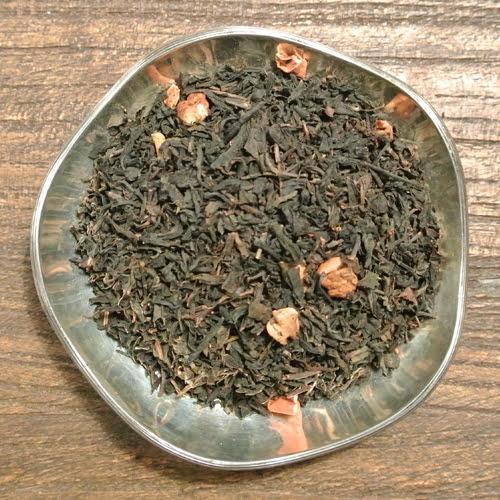 Granatäpple - svart te
