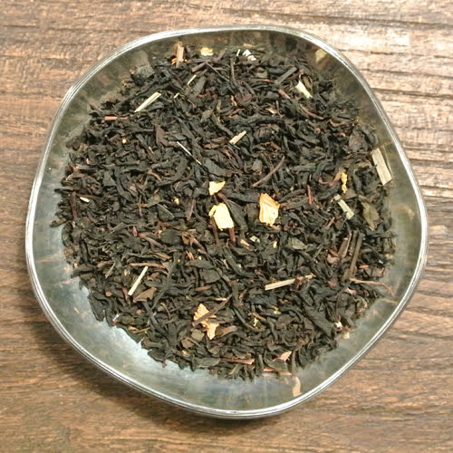 Sommarlov - smultron, hallon och citrus - svart te