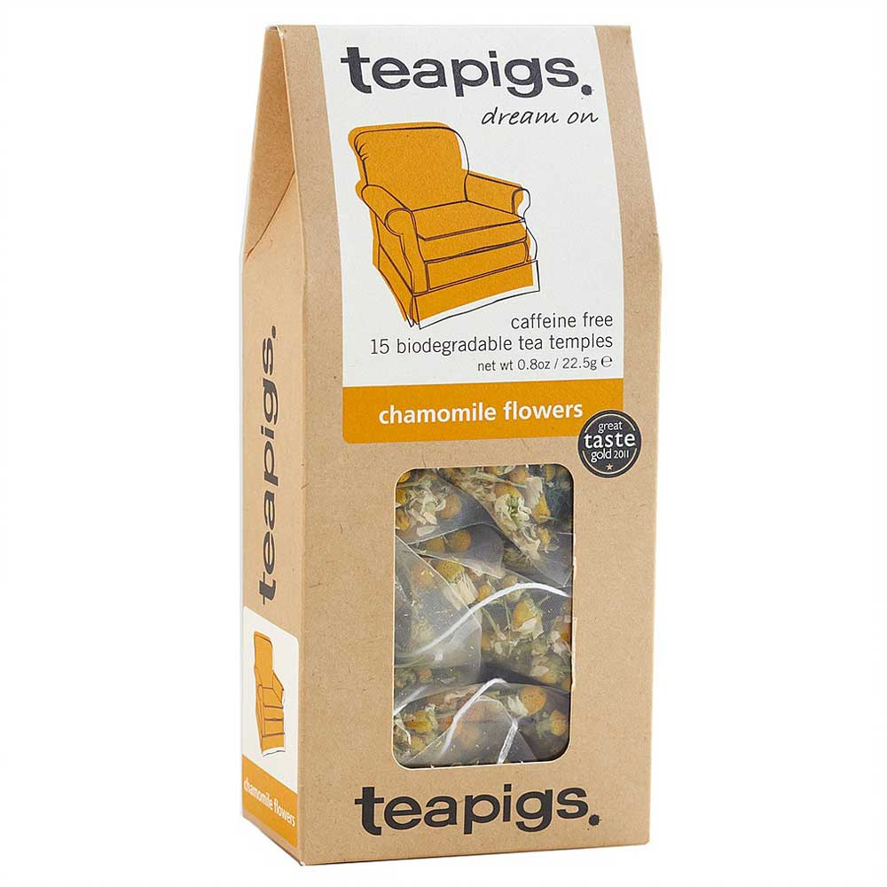 Teapigs, Chamomile flowers - dream on (örtte)