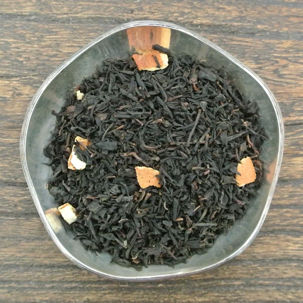 Apelsin - svart te