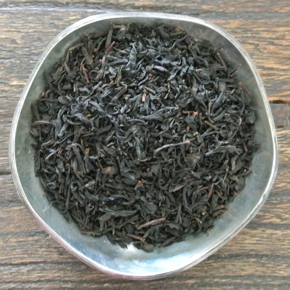 Ekologiskt svart te med smak av guava och vanilj. Ett aromatiskt te där guava tillför en exotisk och frisk smak.
