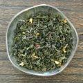 Ett grönt te med smak av sommarbär. Passar även bra som iste en varm sommardag.