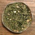 Japansk lime är grönt te med smak av lime. Ett fräscht te som doftar och smakar himmelskt.
