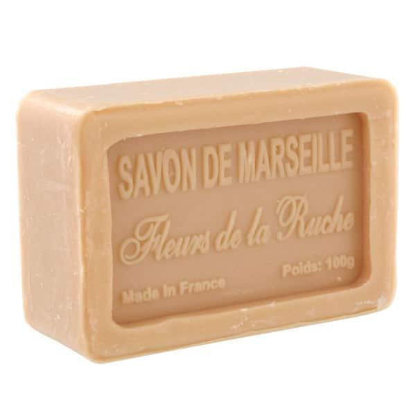Miel, Savon de Marseille - Fransk tvål 100g