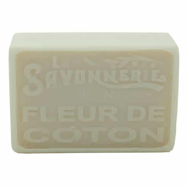Savon Fleur de Coton, La Savonnerie de Nyons – Fransk tvål 100g