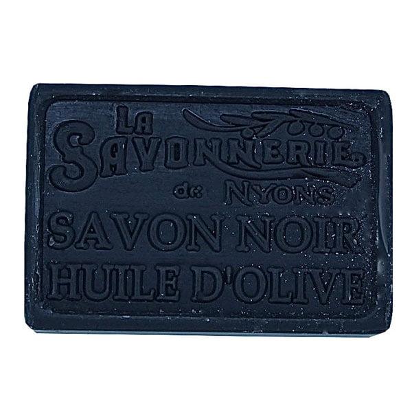 Savon Noir à l'Huile d'Olive, La Savonnerie de Nyons – Fransk tvål 100g
