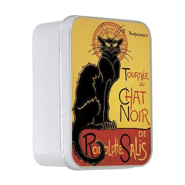 Chat Noir - Fransk tvål i plåtask 100g