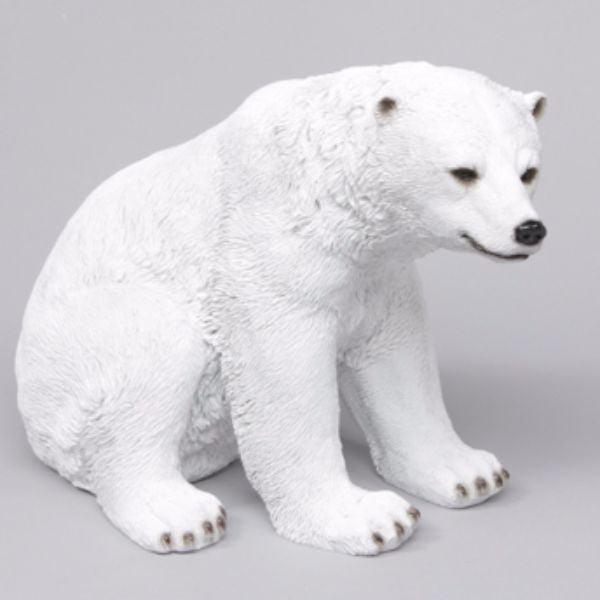 Sittande isbjörn - KaffeochTe.se 9bcdc68129155