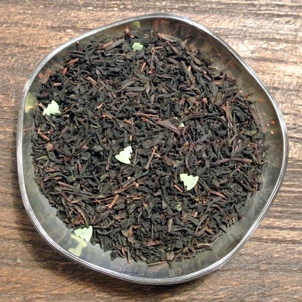 Julgransblandning - svart te