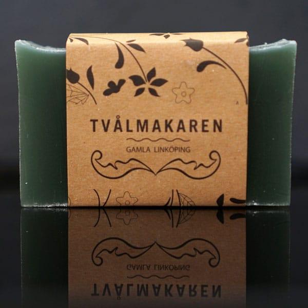 Trädgårdstvål - Svensk ekologisk handgjord tvål 100g