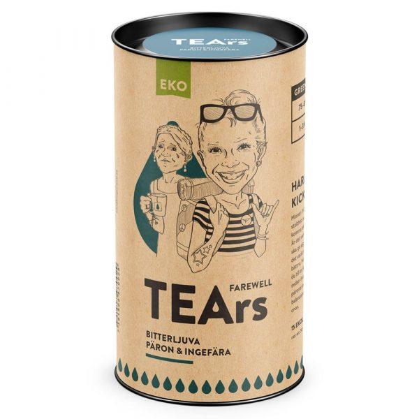 Farewell tears - Bitterljuva päron & ingefära (grönt te) - TEArs påste