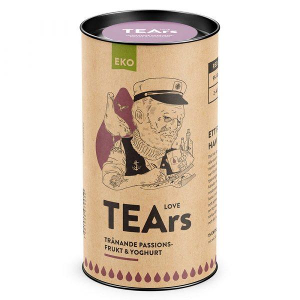Love tears - Trånande passionfrukt & yoghurt (rooibos) - TEArs påste
