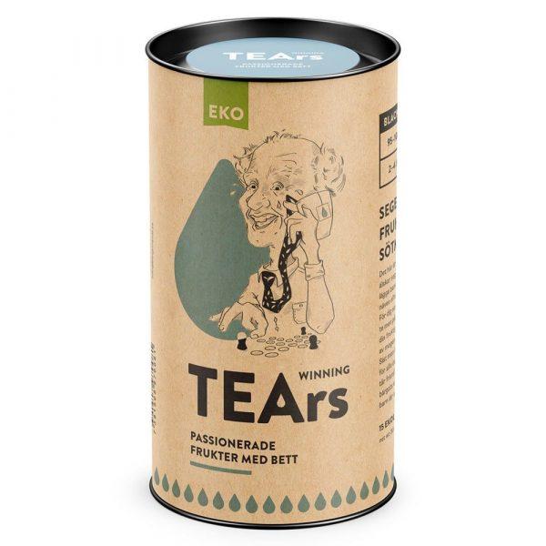 Winning tears - Passionerade frukter med bett (svart te) - TEArs påste