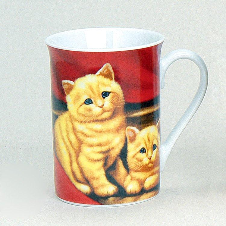 Mugg med katter