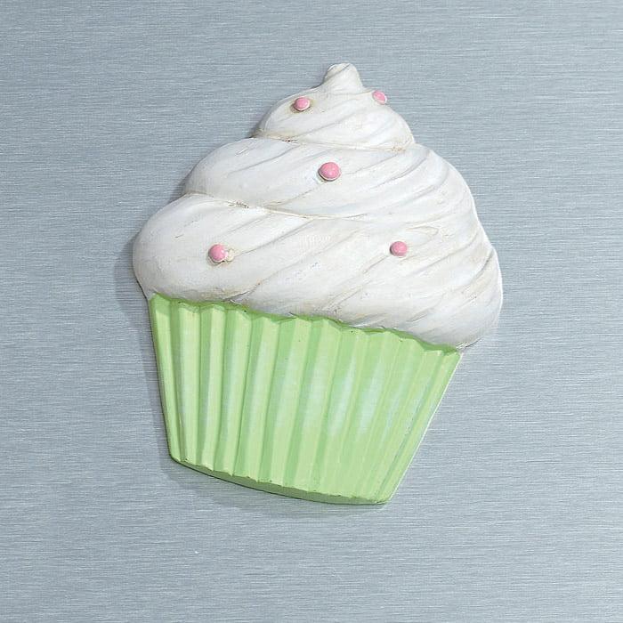 Magnet cupcake