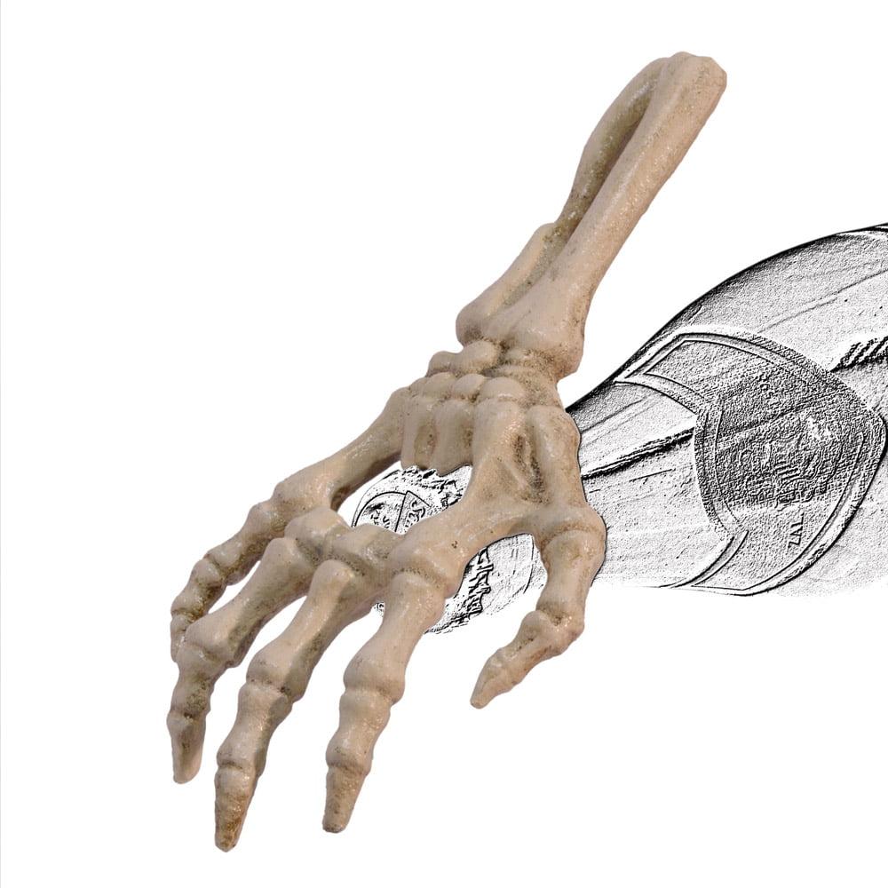 Kapsylöppnare hand i gjutjärn
