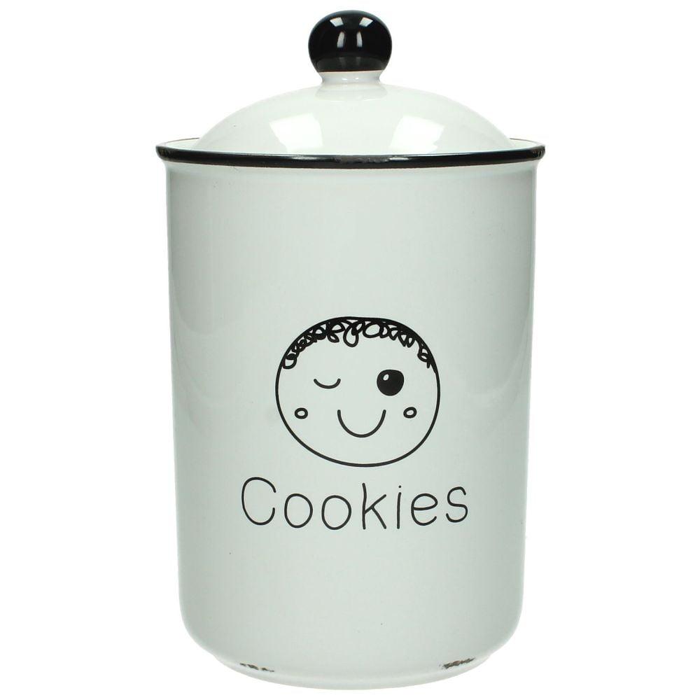 Keramikburk Glad, Cookies