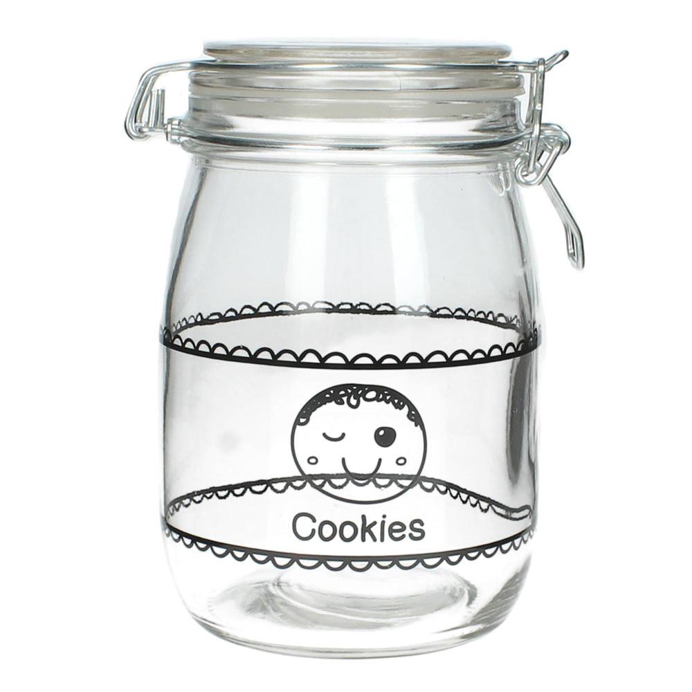 Glasburk Glad, Cookies
