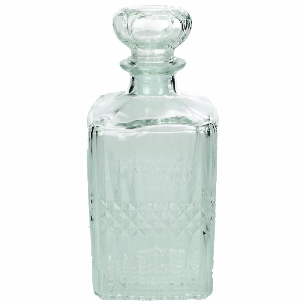 Karaff i glas 23 cm