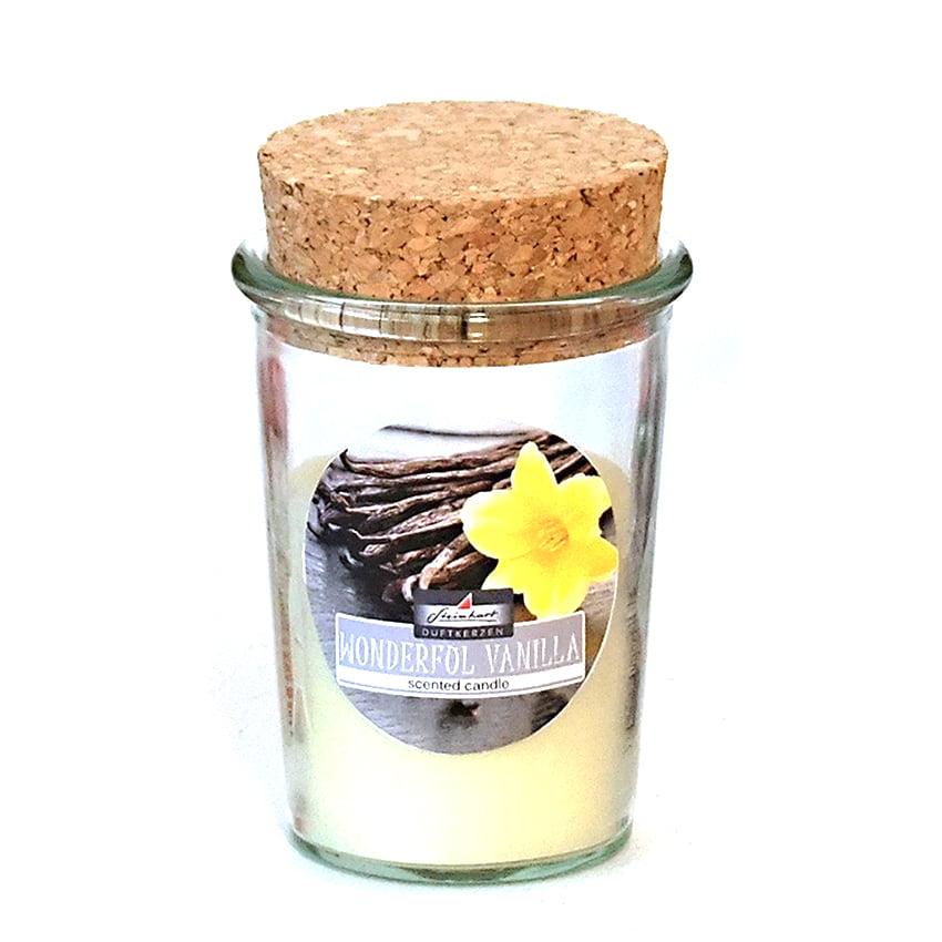 Doftljus i glasburk, Wonderful Vanilla