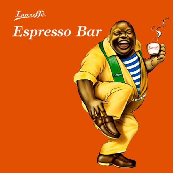 LucafféEspresso Bar är typisk italiensk espresso, sådan som man får i en espressobar i Italien. Smaken är intensiv och välbalanserad med lite sötma och härlig crema.