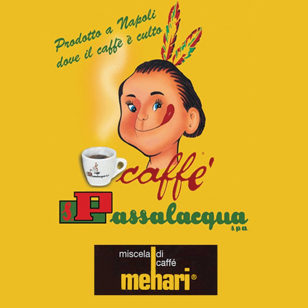 Passalacqua Mehari är italienskt espressokaffe bestående av4 utvalda bönor, 55% arabica och 45% robusta. Med sitt exotiska namn är detta kraftfulla kaffe en intensiv smakupplevelse.