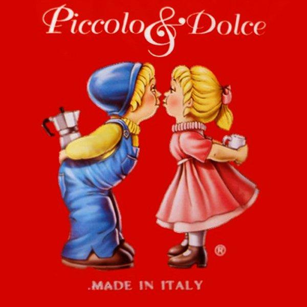 Lucaffé Piccolo & Dolce är italensk espresso med styrka och intensitet. Smaken är fyllig med toner av choklad.