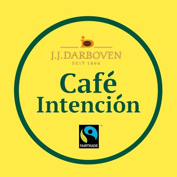 Café Intención Ecológio - ekologiskt och Fairtrade-märkt kaffe