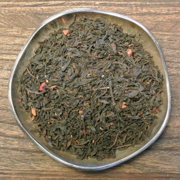 Chai honung - svart te
