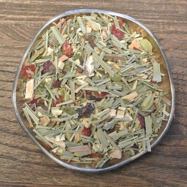 Håll dig i form med Fitness örtte. Många härliga smaker från bl a citrongräs, lakritsrot, kanel och ingefära.