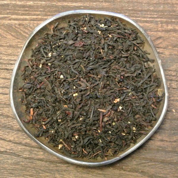 Fläder - svart te
