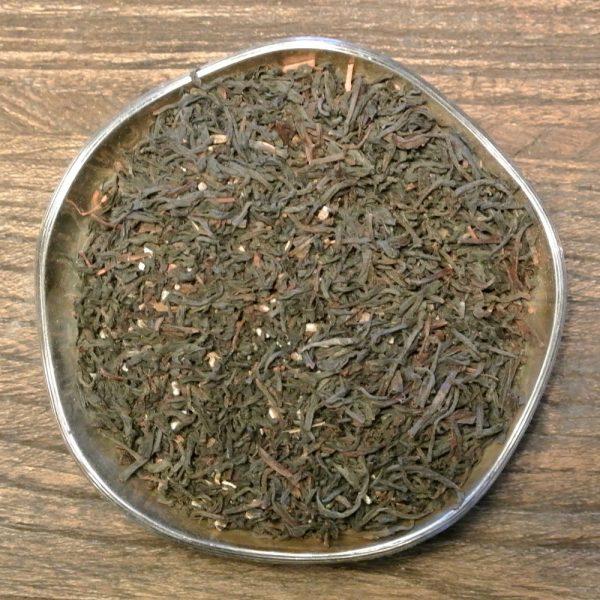 Kardemumma är ett värmande och kryddigt te. Svart te smaksatt med väldoftande kardemumma.
